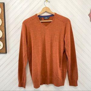 NWT Rodd & Gunn Extra Fine Merino Wool Sweater